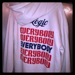 Logic Everybody Tour Sweatshirt